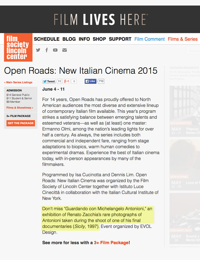 Open Roads/ New Italian Cinema 2015 | Filmlinc.com | Film Societ